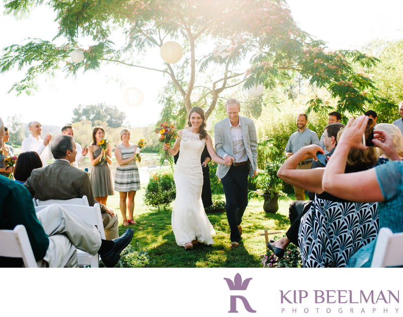 Backyard Wedding Photography
