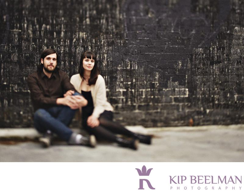 Ballard Engagement Photography