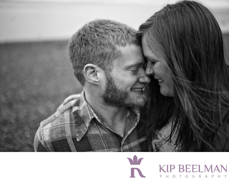 Camano Island Engagement Photography