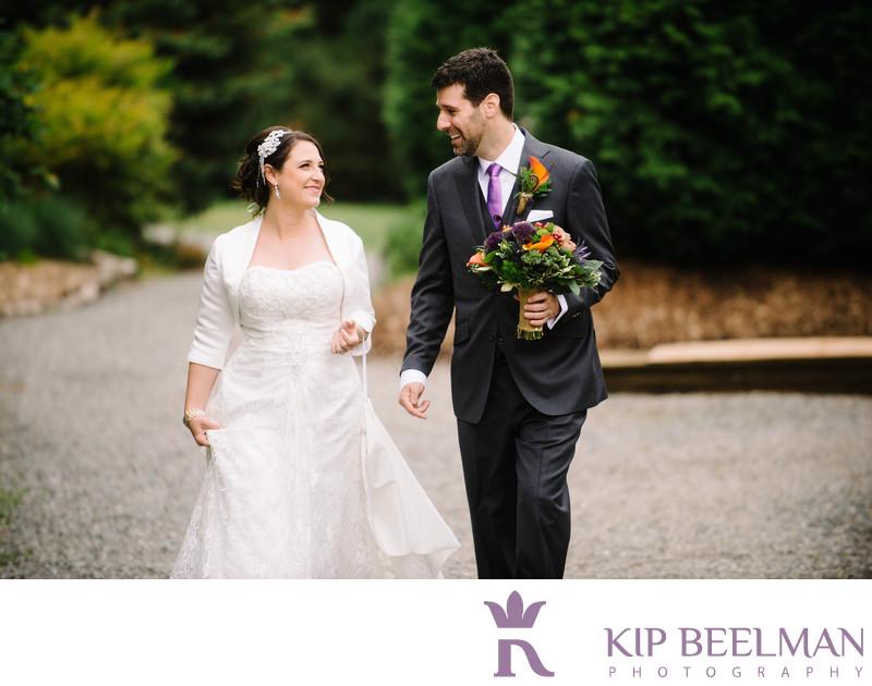 Herbfarm Wedding Photography
