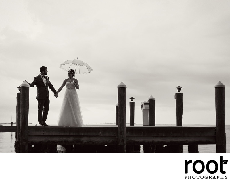 Tarpon Lodge Wedding Photos