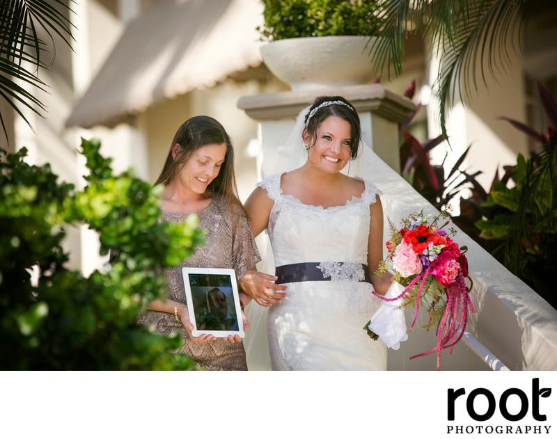 Marriott Beach Resort Frenchman's Reef Wedding Ceremony