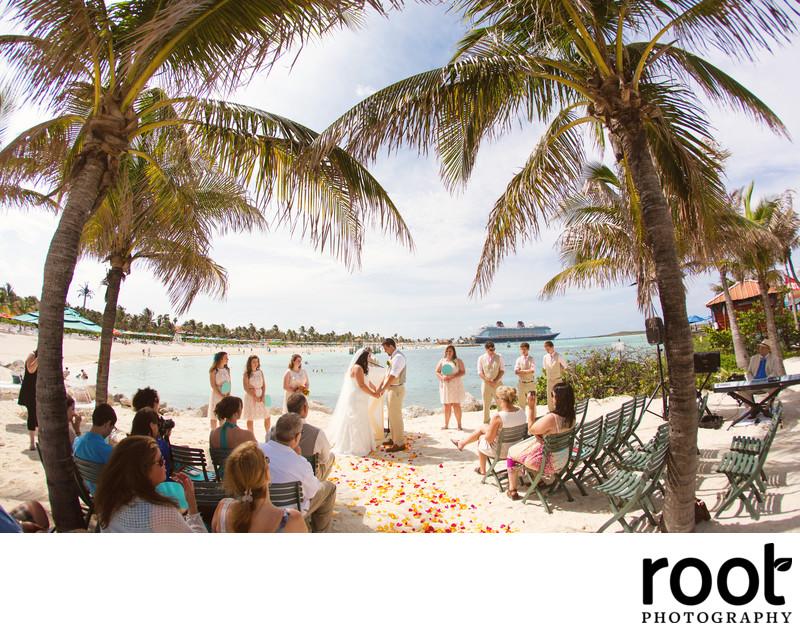 Castaway Cay Wedding