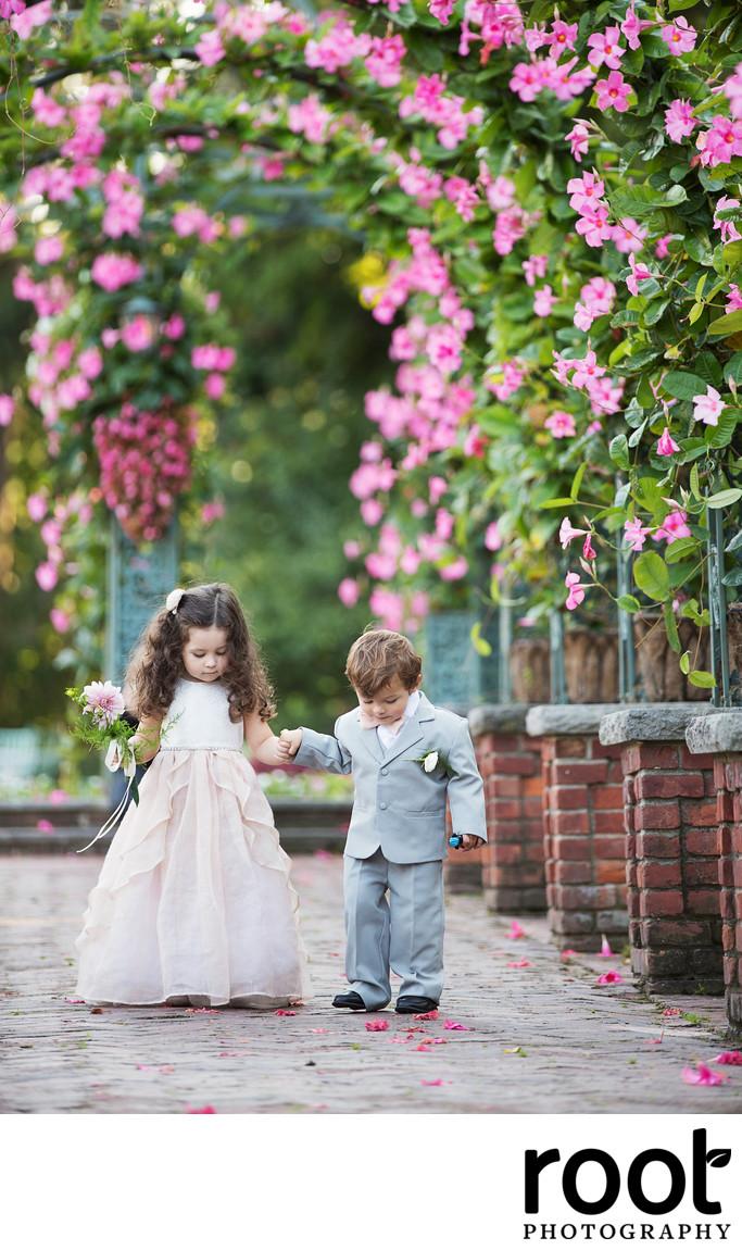 The Manor in West Orange Wedding Ceremony