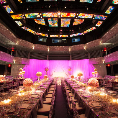 Dr Phillips Center Wedding Reception - Alexis & Jim Pugh Theater