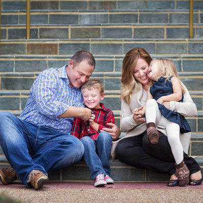 Walt Disney World Family Photographer