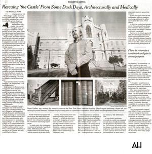 New York Times Tear Sheet