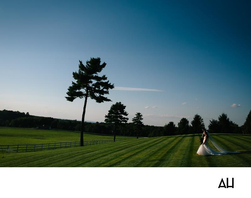 Private Estate Wedding in CT