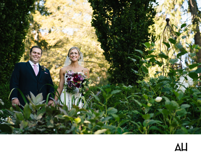 Buttermilk Falls Wedding Pics