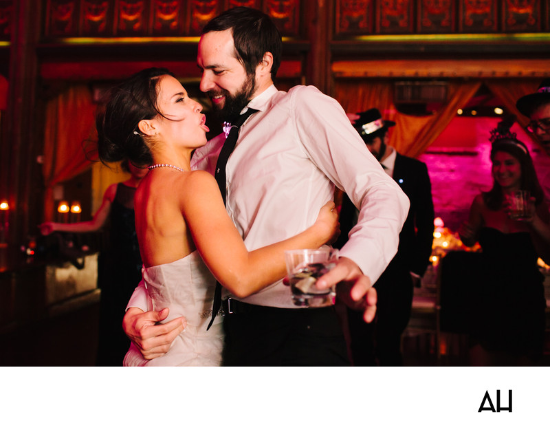 Angel Orensanz Wedding Pics