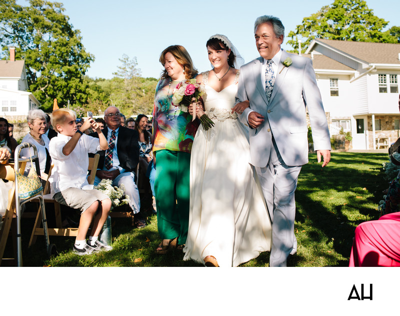 CT Farm Wedding