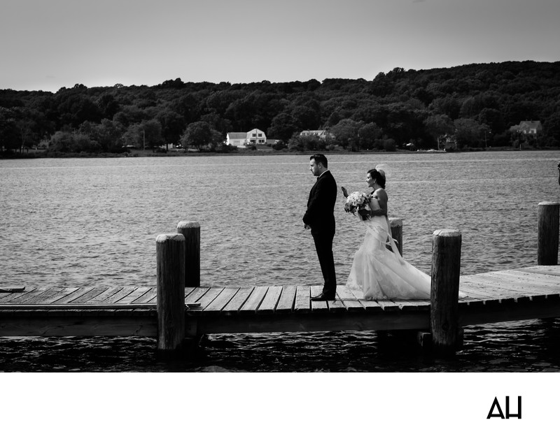Latitude 41 Wedding Photos