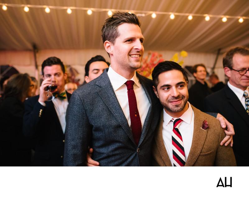 New England Same Sex Wedding Photographer
