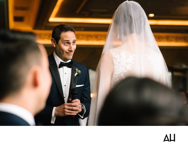 New York Documentary Wedding Photographer