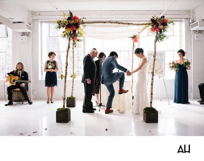 Jewish Wedding Photography New York