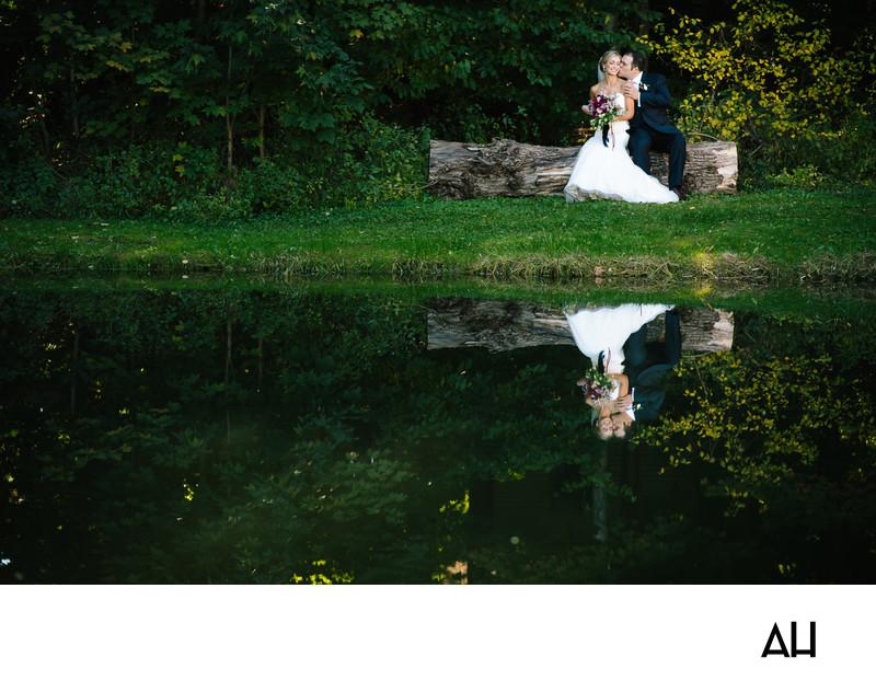 Wedding Photographer for Buttermilk Falls