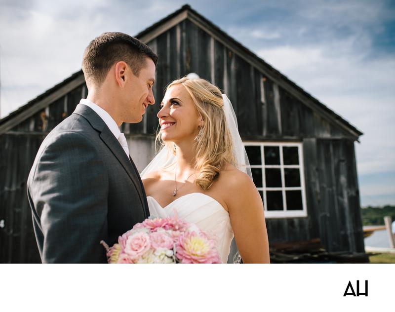Mystic Wedding Photographers