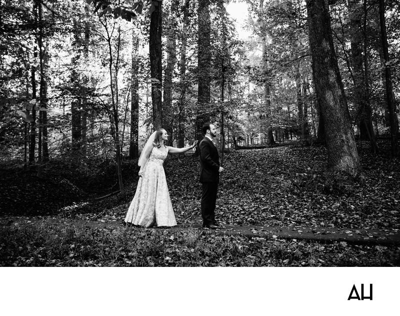 Potomac Wedding Photographer
