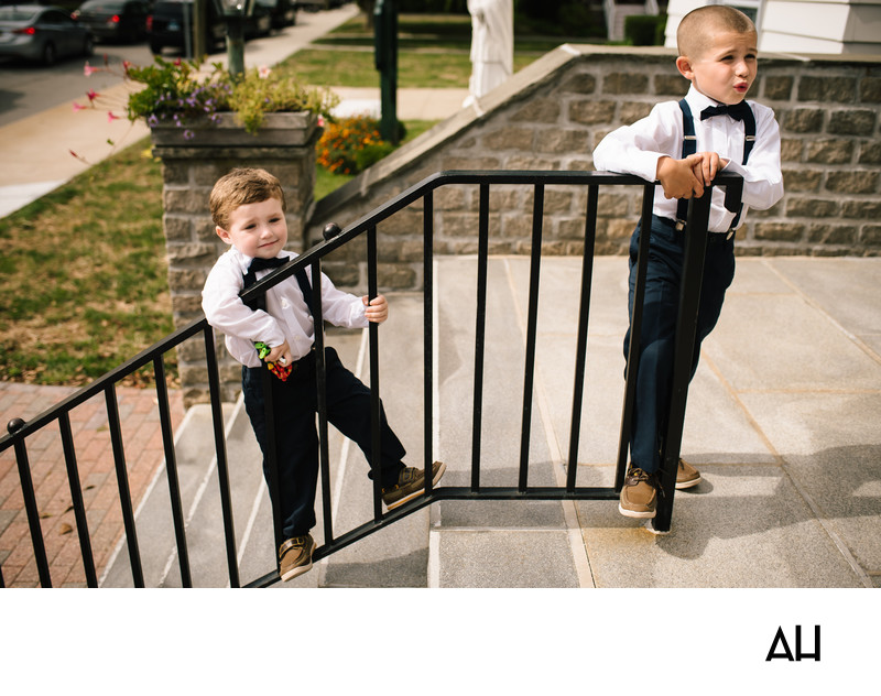 Wedding Photos in Mystic