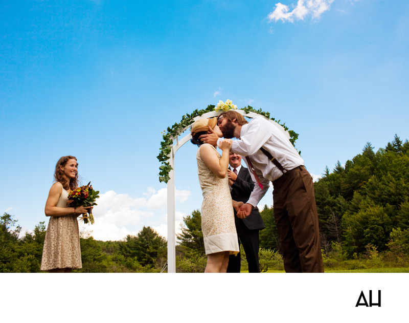 New York Farm Wedding