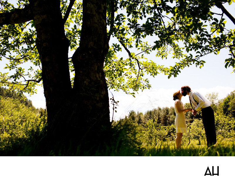 Adirondack Park Wedding