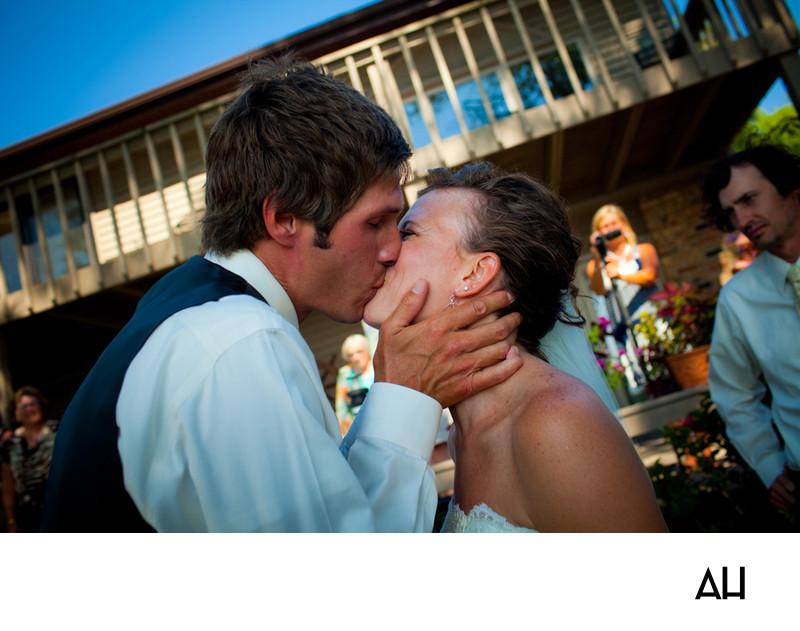Top Wisconsin Wedding Photographer