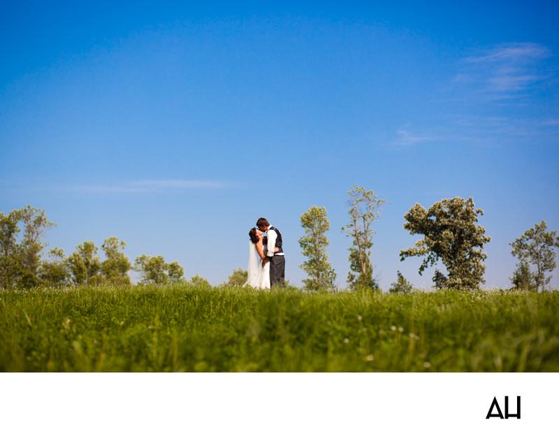 Neenah Wedding Photos