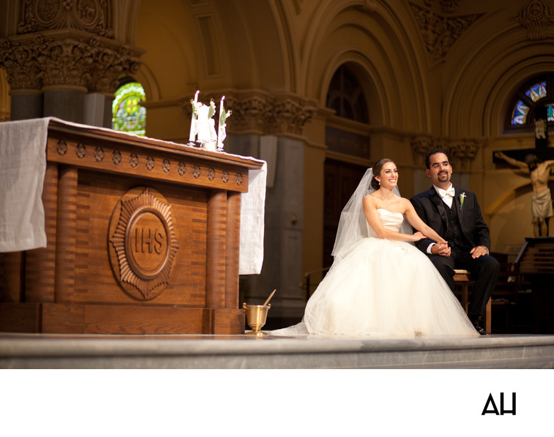 St Francis Xavier Church Wedding