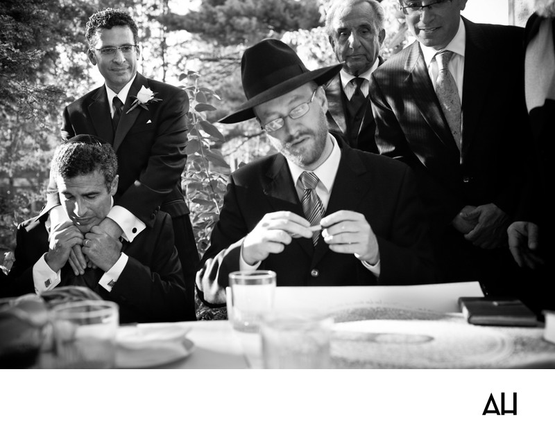 Orthodox Jewish Wedding Photographer in New York
