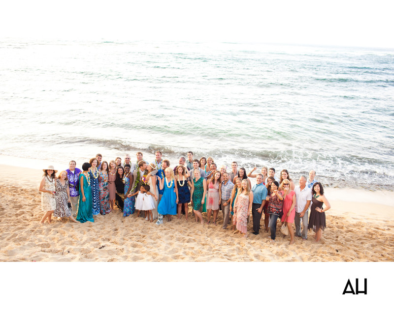 Destination Wedding Photographer Hawaii