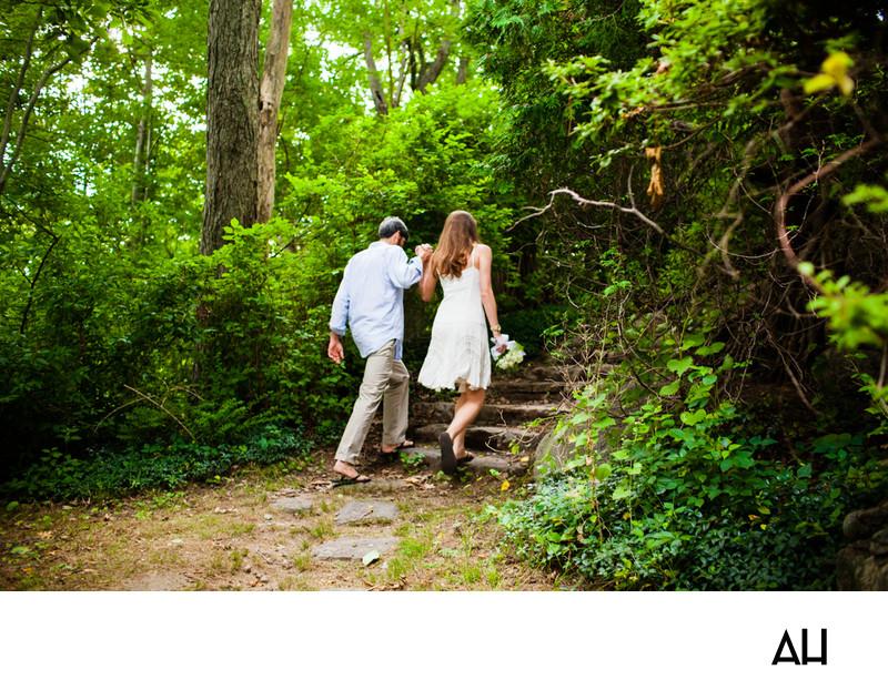 Connecticut Park Wedding