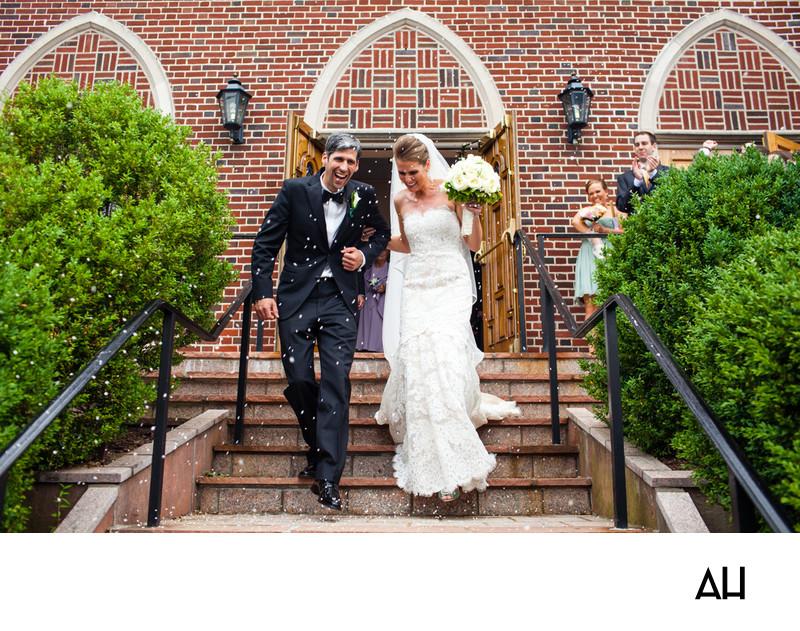 Church Wedding in Fairfield