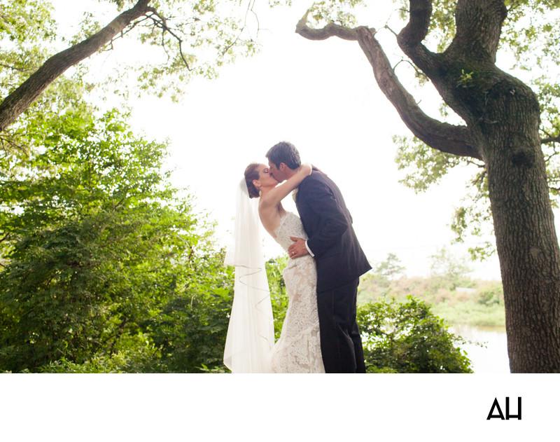 Greenwich Point Park Wedding