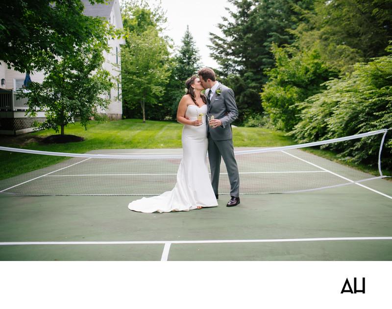 Maine Destination Wedding Photographer