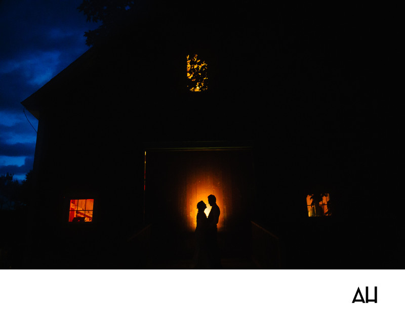 Weddings at the Barn on Walnut Hill
