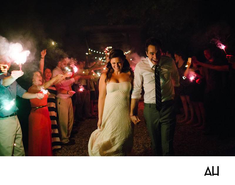 Wedding Photographers for Barn on Walnut Hill