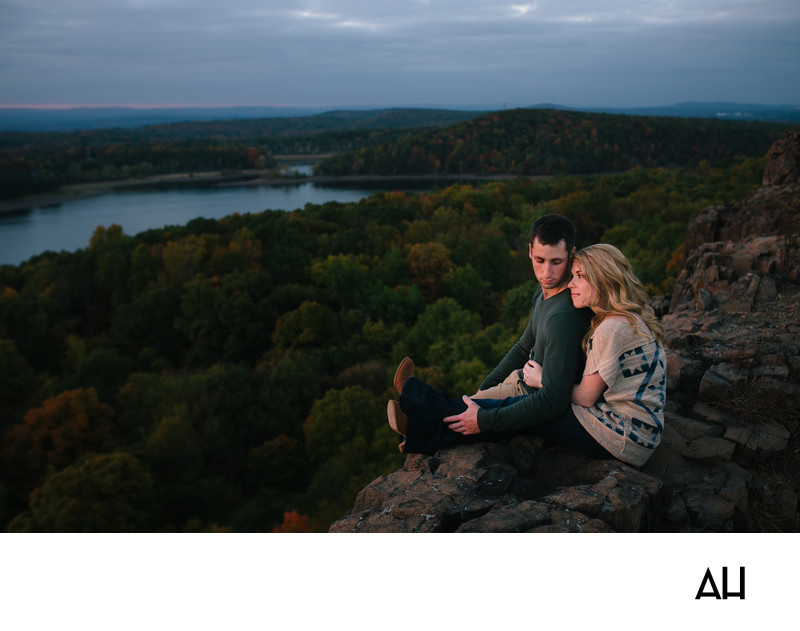 Outdoor Engagement Pictures