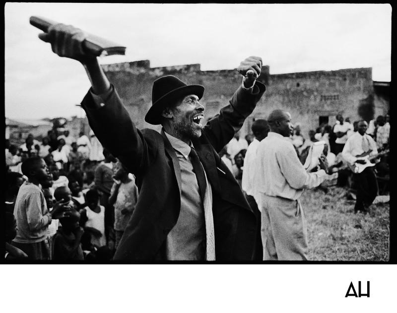 Photojournalism in Uganda