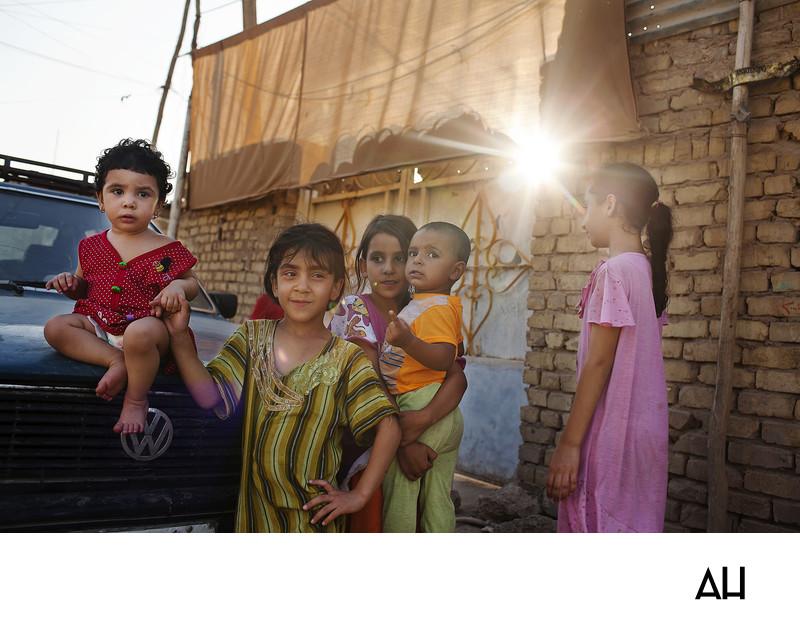 Baghdad Iraq Photographer