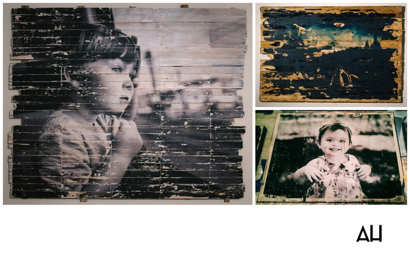 Photo Prints on Wood