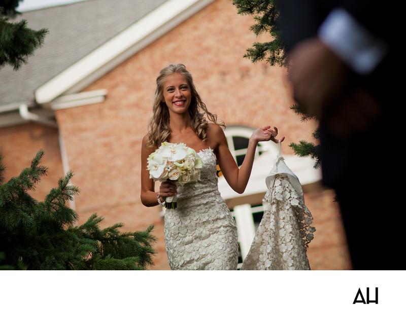 New York Botanical Gardens Wedding Photographer