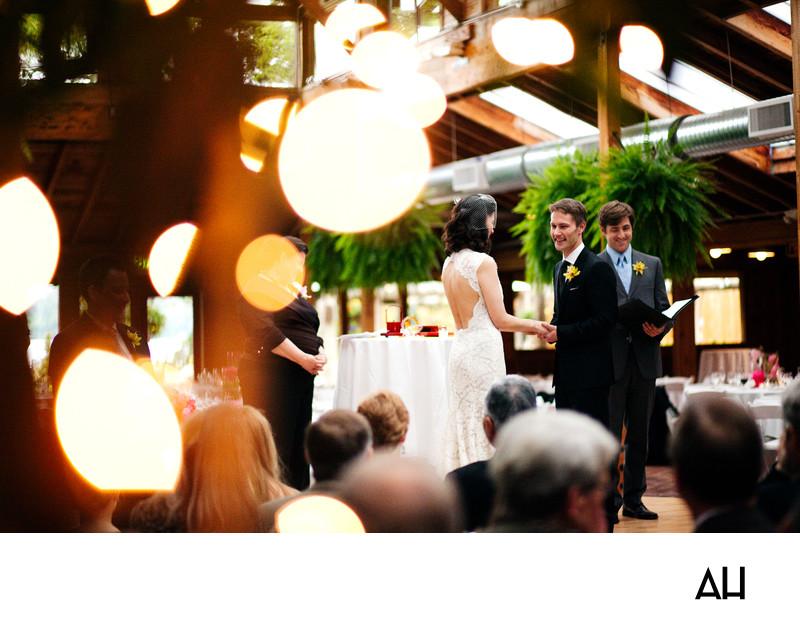 Kiana Lodge Wedding Pics