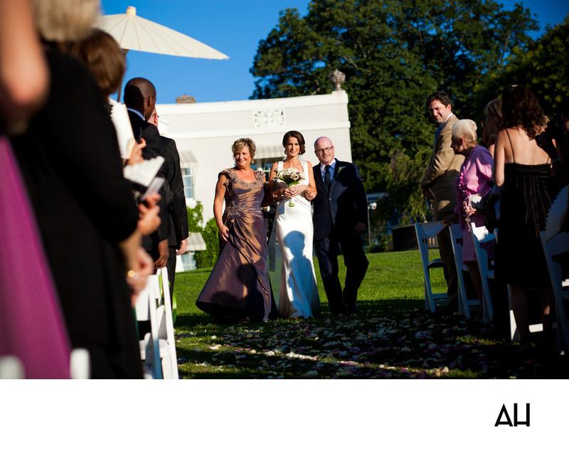 Locusts on Hudson Wedding Photos