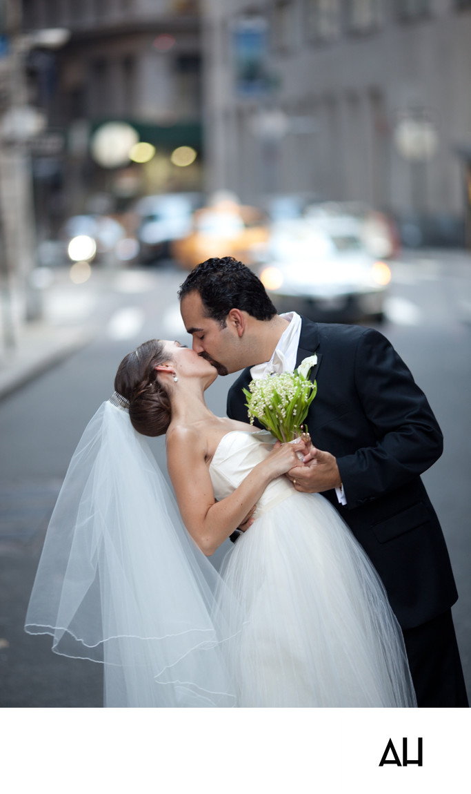 New York City Wedding Pictures