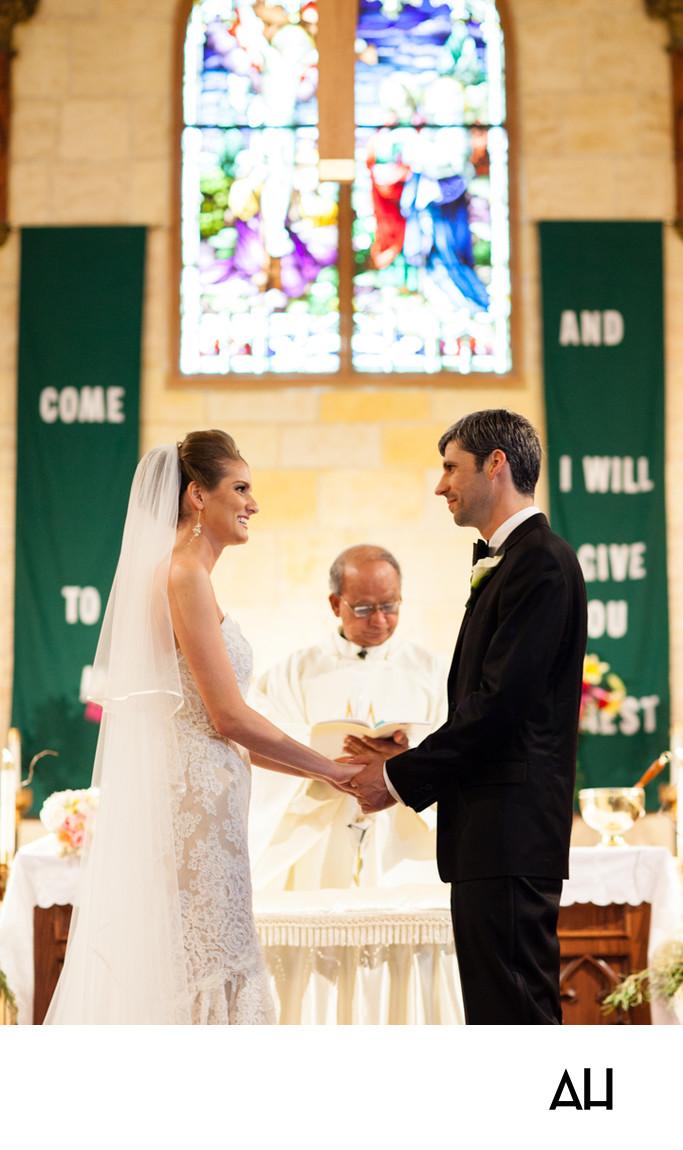 Greenwich Church Wedding