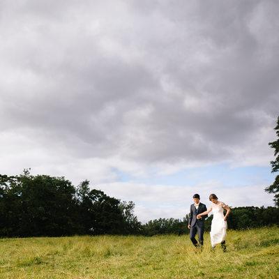 Blue Hill at Stone Barns Wedding