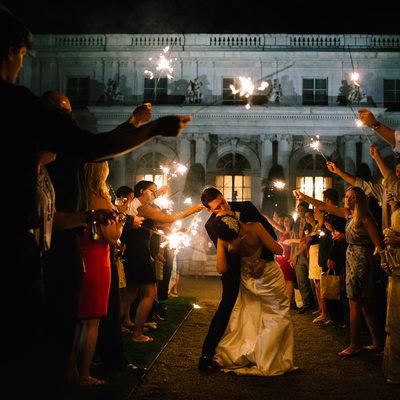 Rosecliff Mansion Wedding Photos