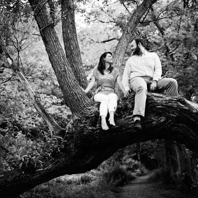 New Haven Engagement Photos