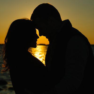Mystic Engagement Photos