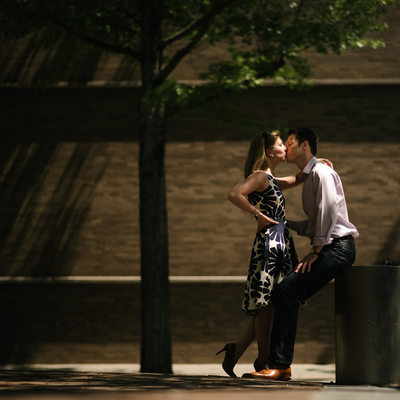 Engagement Photos at Yale